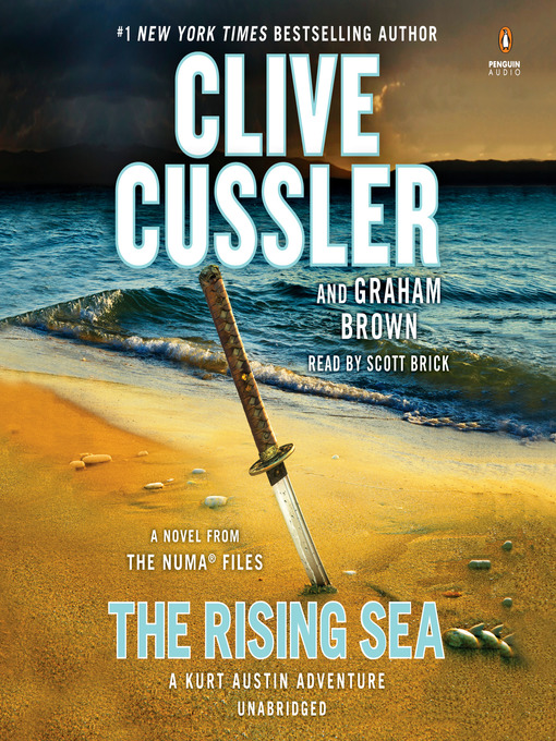 Title details for The Rising Sea by Clive Cussler - Wait list